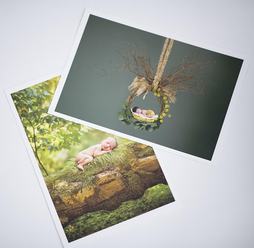 Hahnemühle Deckled Edge Fine-Art Cotton Prints