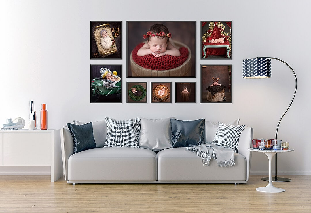 Shipra Amit Chhabra Photography - Collage Prints