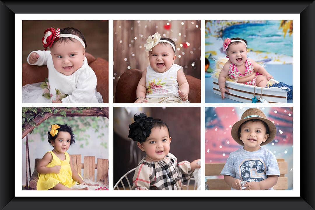 Shipra & Amit Chhabra Photography - Collage Prints