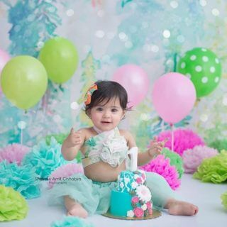 Cake Smash Kids Photography Delhi - Shipra Amit Chhabra