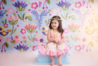 Baby Girl Photoshoot Delhi Gurgaon India - Shipra Amit Chhabra